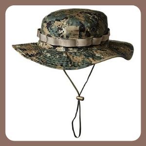 Gorro ajustable Militar Tru-Spec Men's Wide Brim Boonie