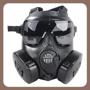Máscara de gas JUSTDOLIFE M50 táctica, militar, paintball