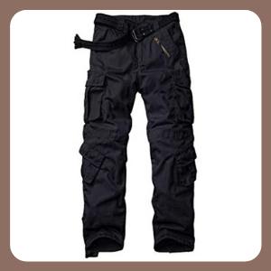 Pantalón militar TRGPSG ligeros de senderismo para hombre