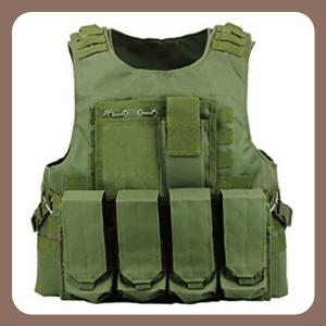 Chaleco ThreeH Táctico Militar Entrenamiento Caza