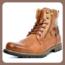 Botas Bruno Marc para Hombres tipo militar Calzado Chukka Boots