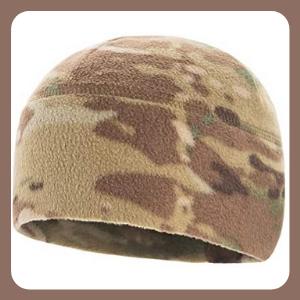 Sombrero Militar Táctico M-Tac Reloj Cap Fleece Hombres Invierno