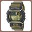 Reloj militar deportivo G-Shock gris para hombre