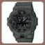Reloj Casio De los hombres 'G Shock' resina de cuarzo reloj Casual (modelo: ga-700uc-8acr)