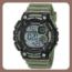 Reloj digital Armitron Sport para hombre 40/8445DGN con cronógrafo