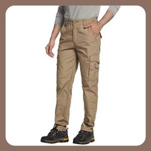 Pantalones AKARMY de senderismo impermeables para hombre, tácticos militares de combate al aire libre