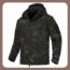 Chamarra ANTARCTICA Men's Outdoor Waterproof Soft Shell Hooded Military Tactical Jacket
