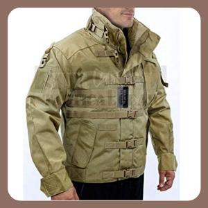 Chamarra ZAPT 1000D CORDURA US Army Tactical Jacket Militar Impermeable