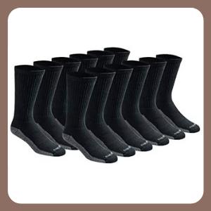 Calcetines Dickies Dri-tech para hombre con control de humedad